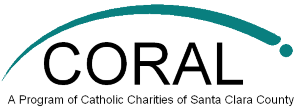 Catholic Charities of Santa Clara County CORAL logo