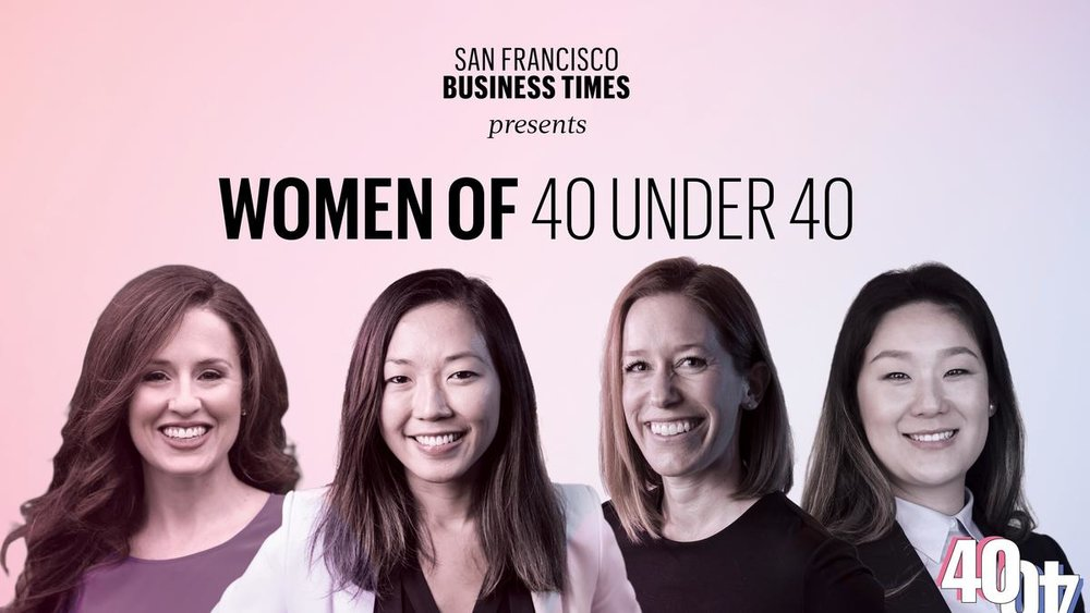San Francisco Business Times 40under40