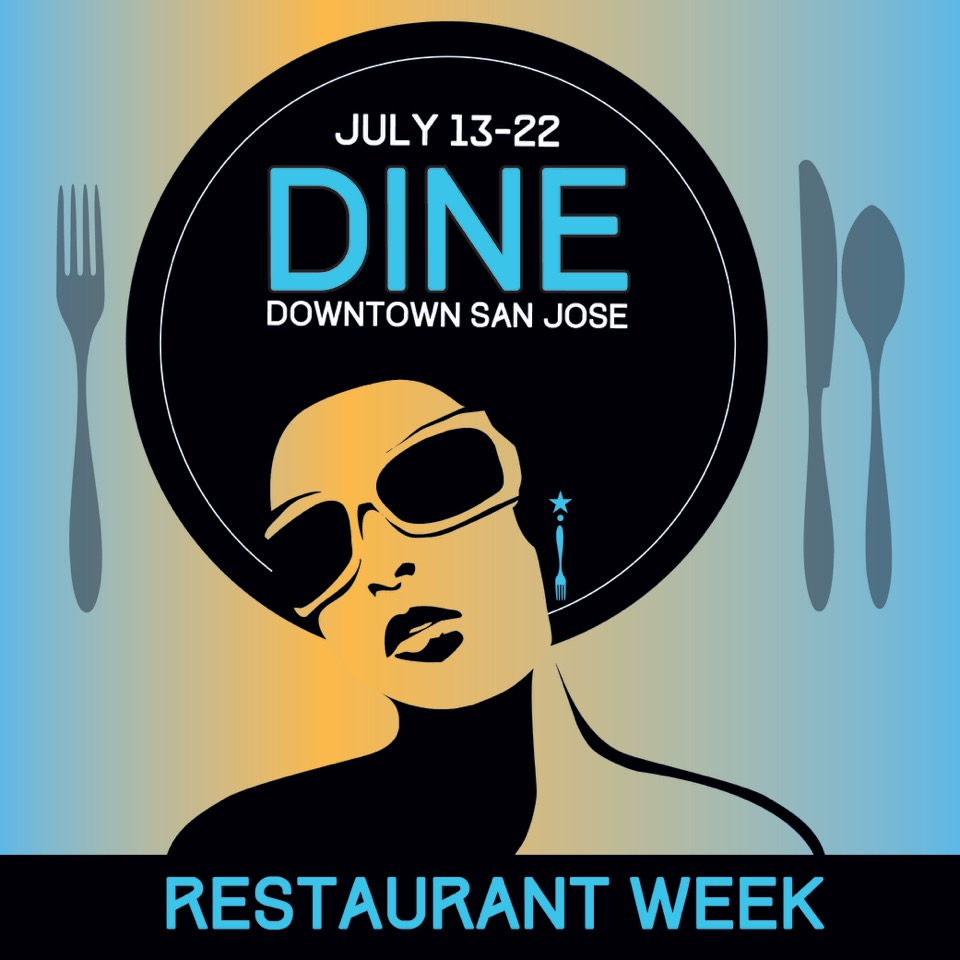 Restaurant Week San Jose Downtown Association