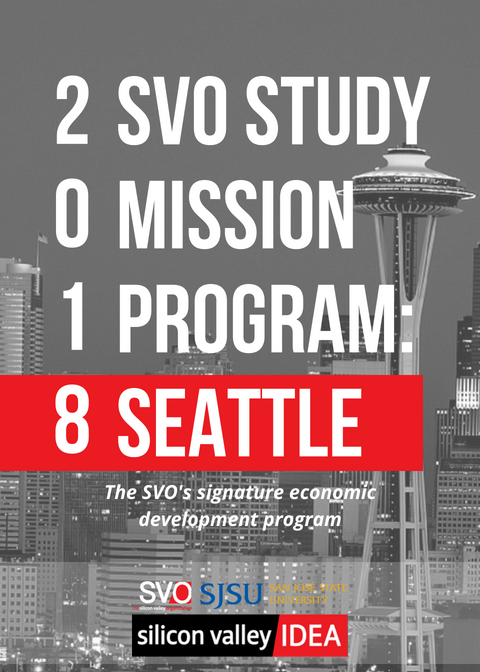 The Silicon Valley Organization San Jose State University Study Mission Seattle