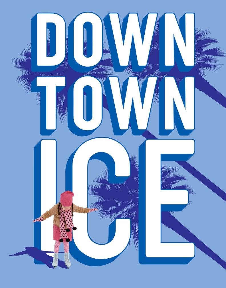 San Jose Downtown Ice