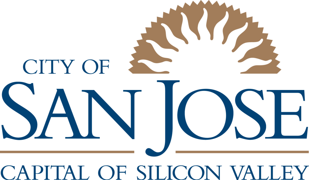 City of San Jose Logo Google Diridon The Silicon Valley Organization