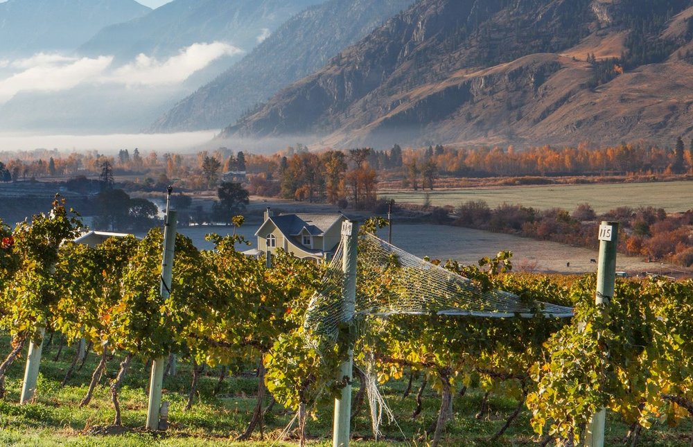 The Similkameen Valley