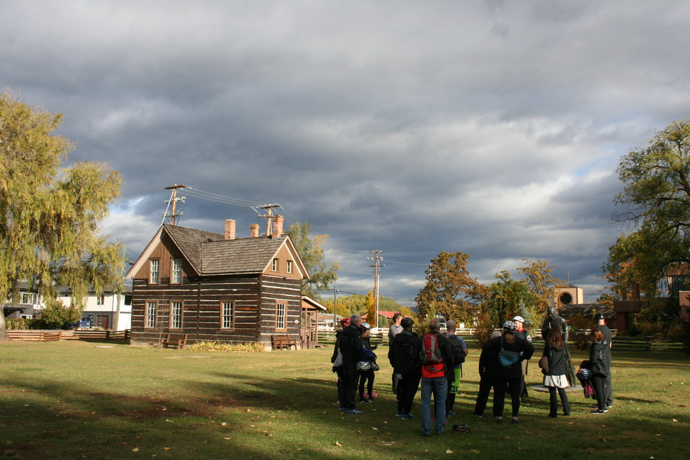 Visit Historic Kelowna