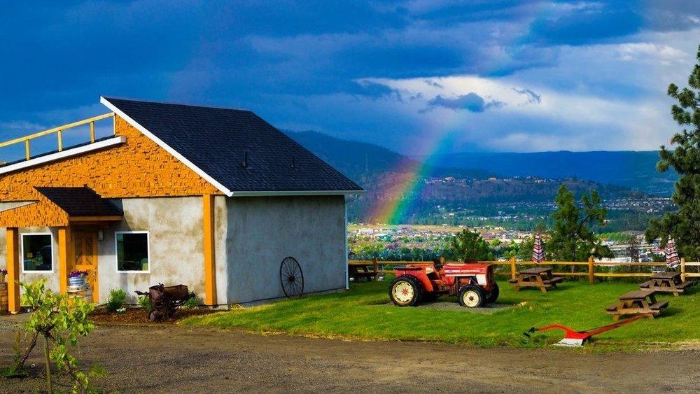 Explore the wineries of West Kelowna