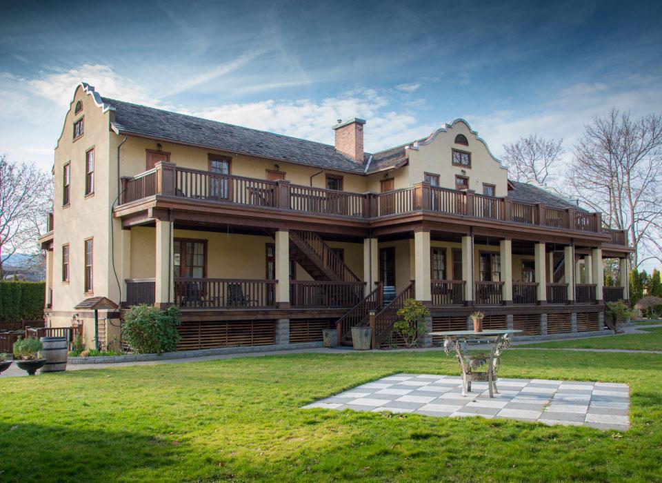 The Heritage Inn