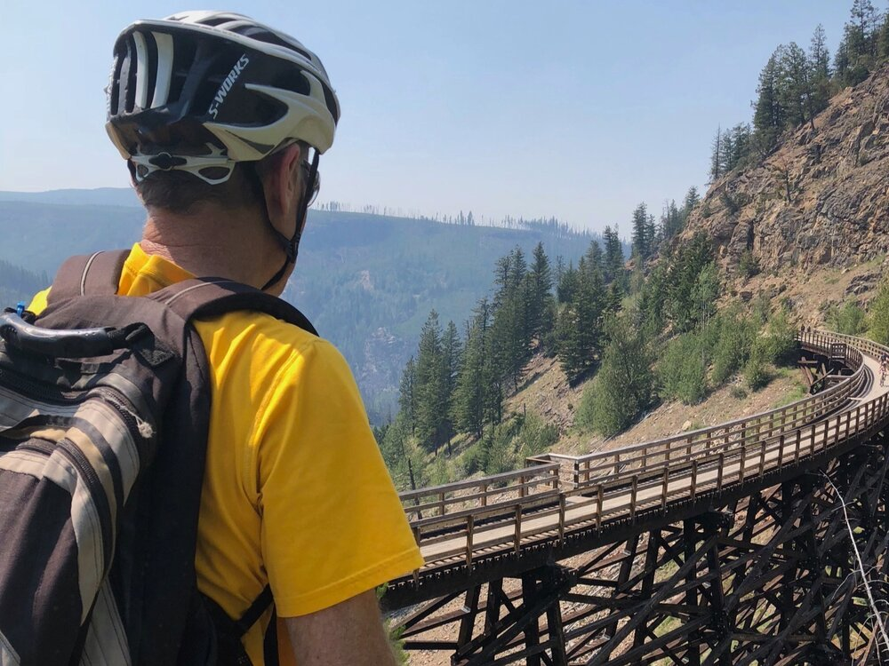 The Kettle Valley Railway