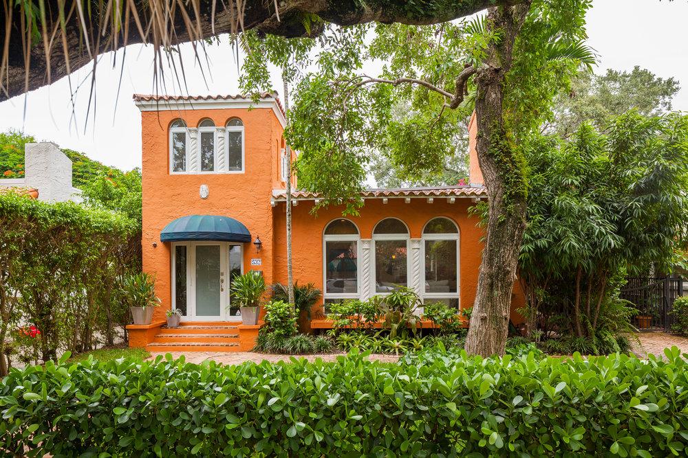 532 Majorca  Coral Gables  www.532Majorca.com  $799,000 SOLD