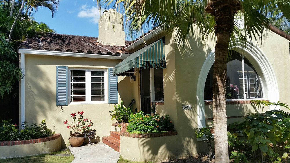 547 Navarre Coral Gables $799,000 more info & photos www.RomanticOldSpanish.com