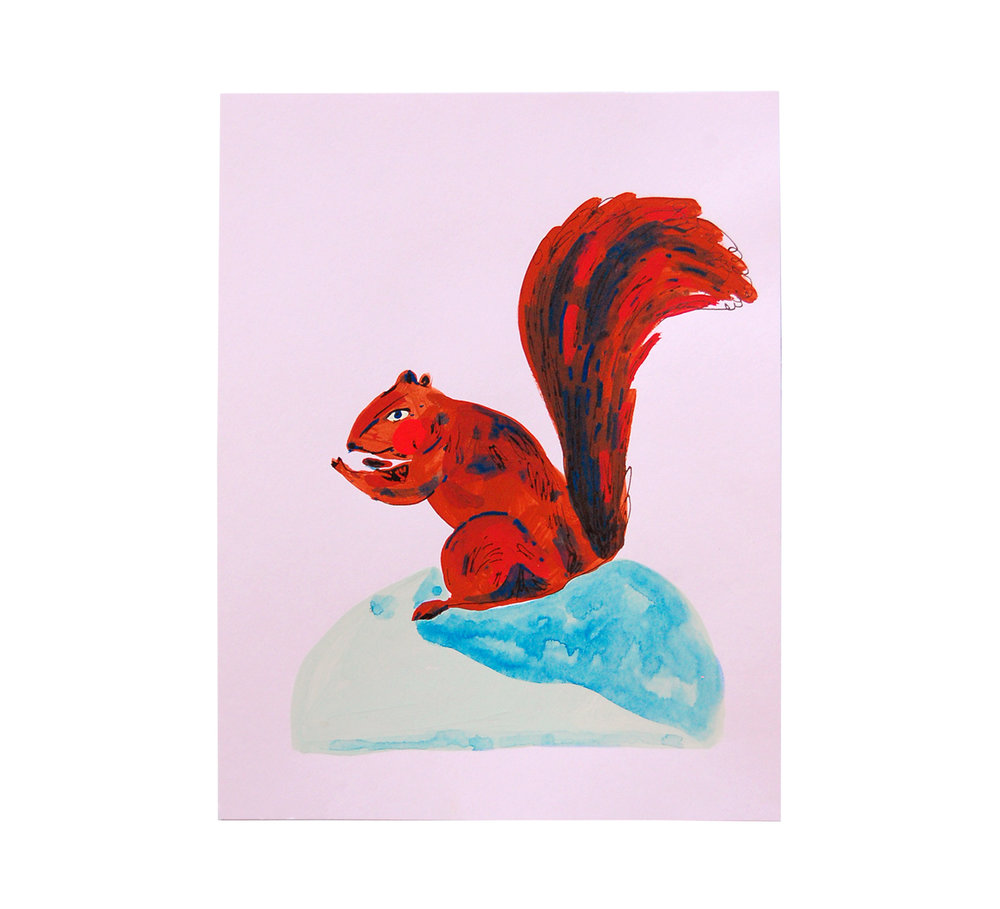 Copy of Squirrel II