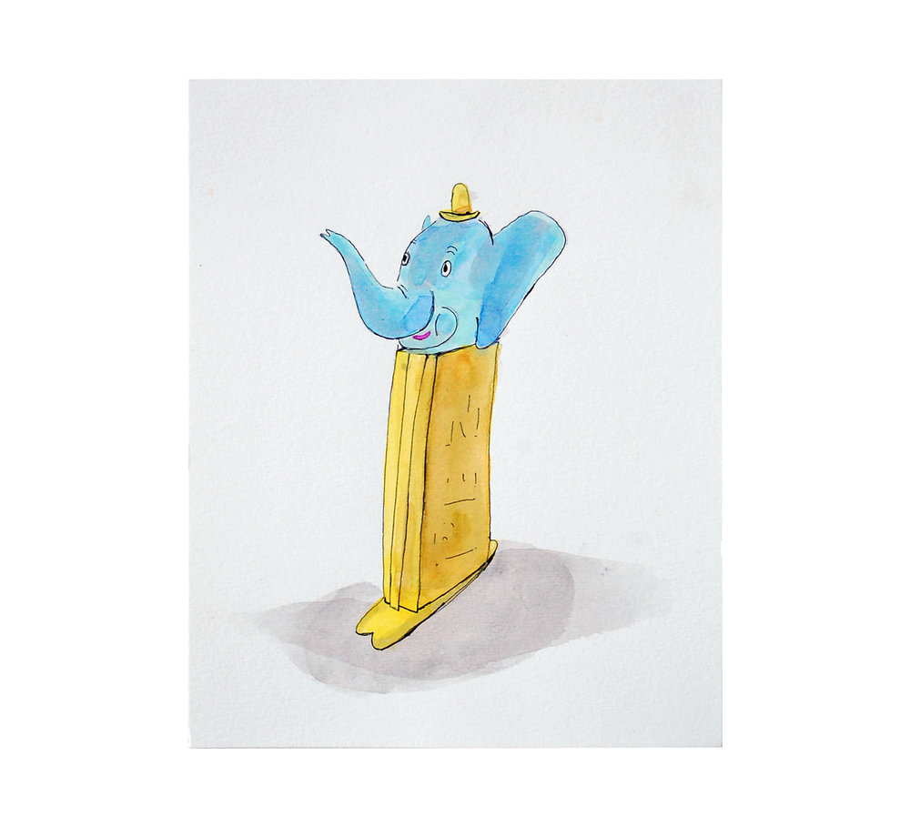 Elephant Pez