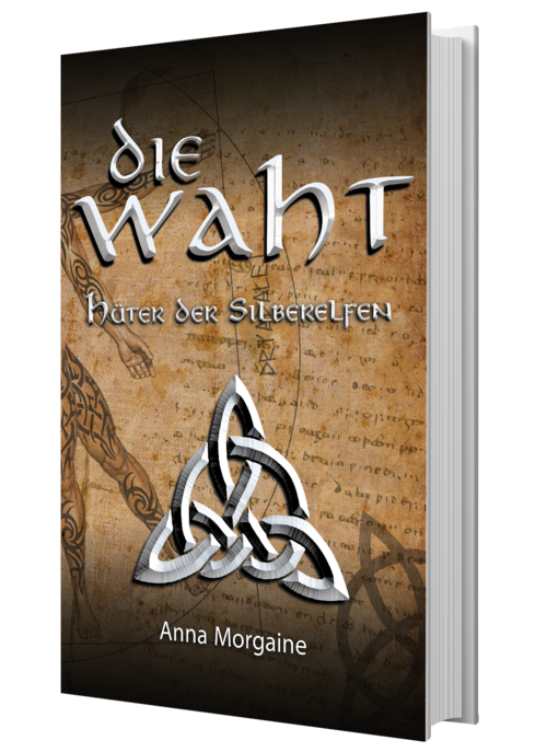 Success Fantasy Novel by Anna Morgaine