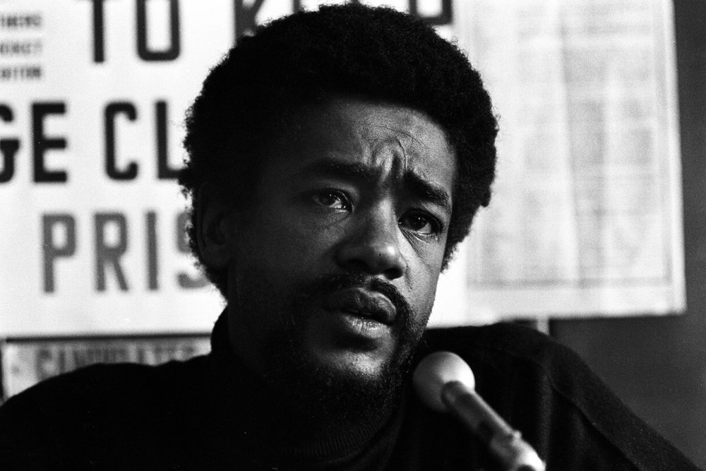 Young Bobby Seale