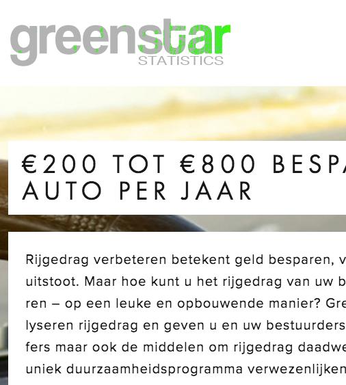 GreenStar BV