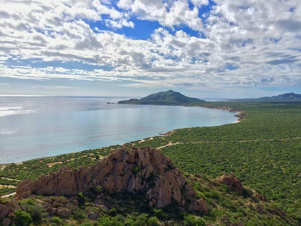 Cabo Pulmo Views