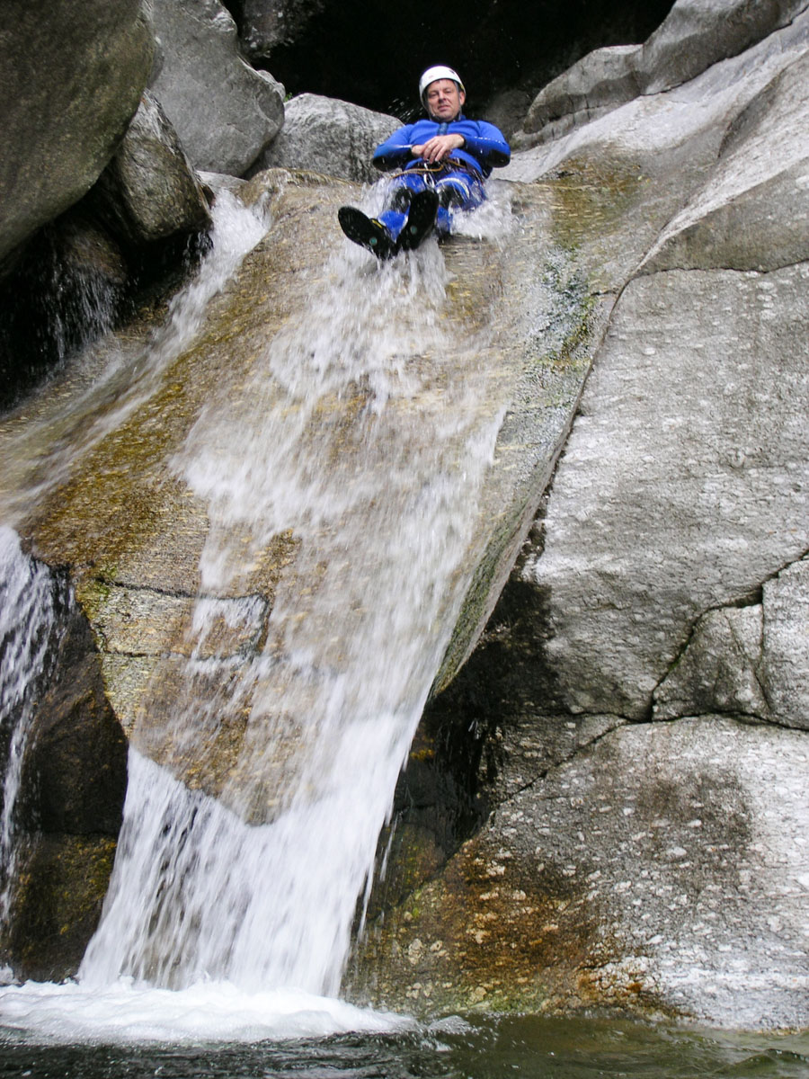 Ticino Adventures Malvaglia
