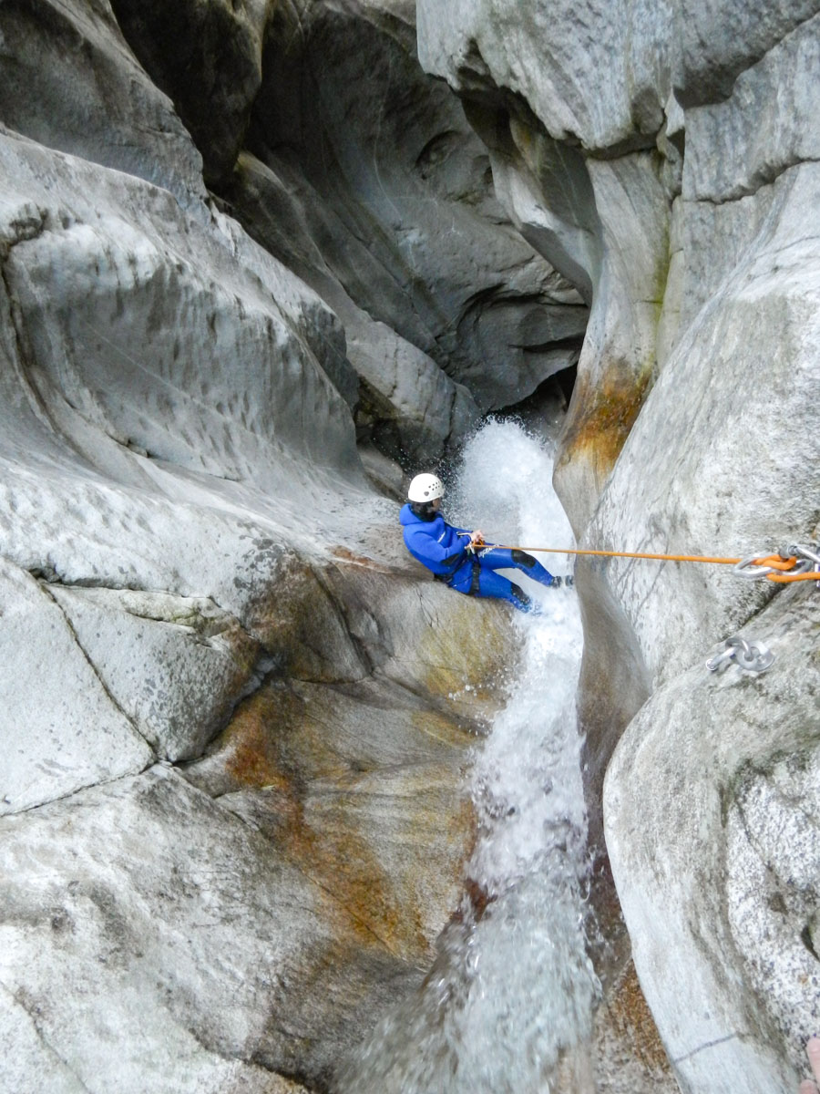 Ticino Adventures Lodrino