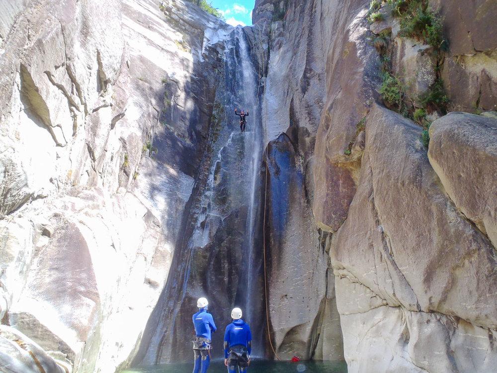 Ticino Adventures Boggera Integrale