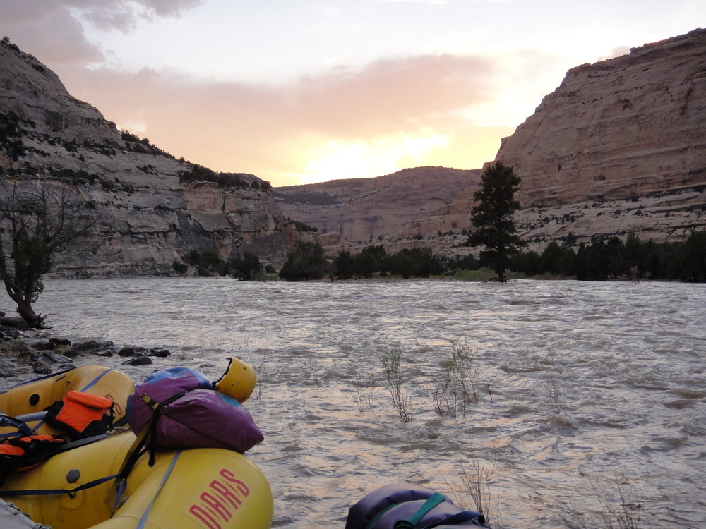 Yampa River Morning