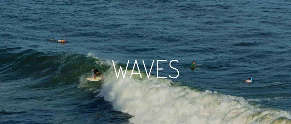 Punta Flores Waves