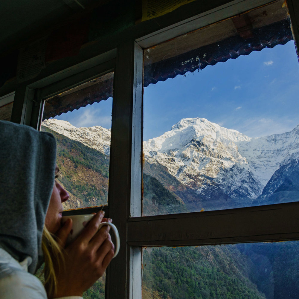 Annapurna Base Camp Trek - 12-Days | 4130m$725