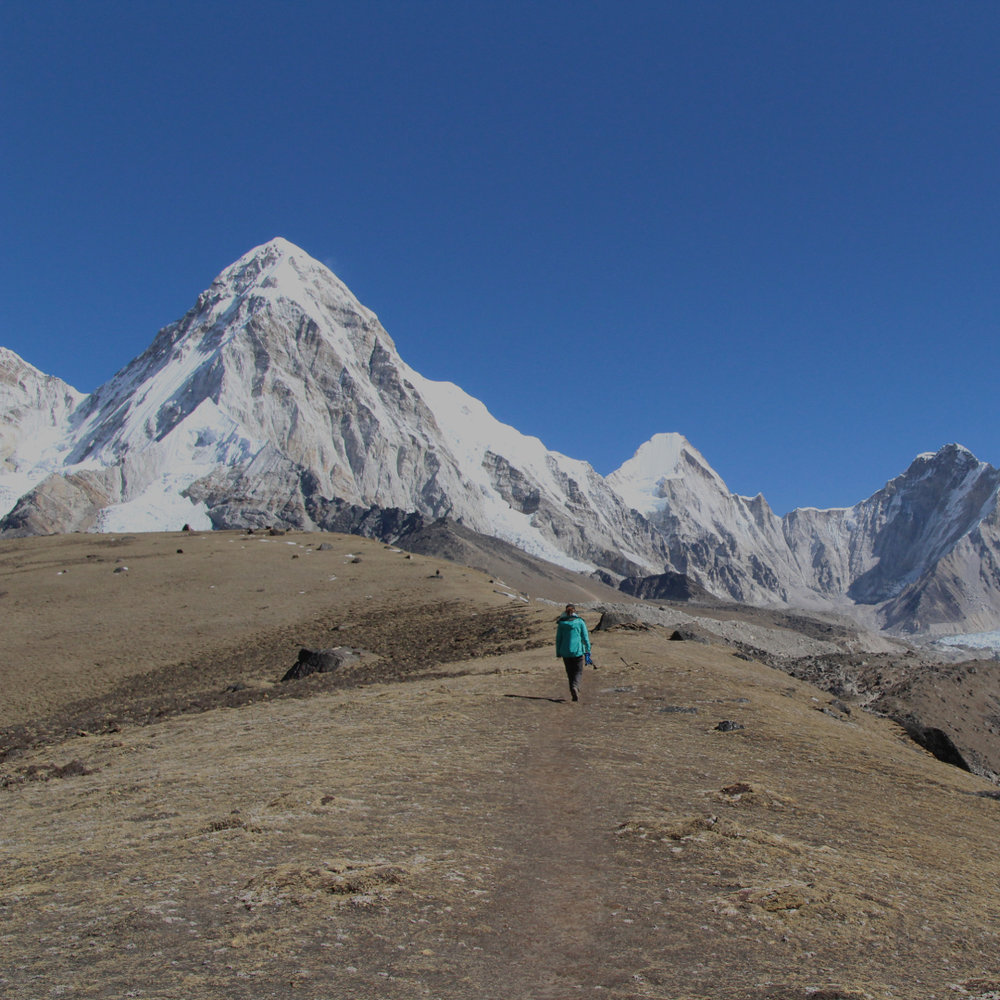 Everest Base Camp Trek - Classic route14-Days | 5364m$1365