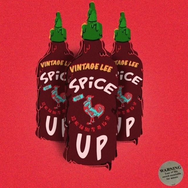 "@_vintagelee GOT ONE with ""Spice Up"" 🔥  Stream now on TDN401.Com"