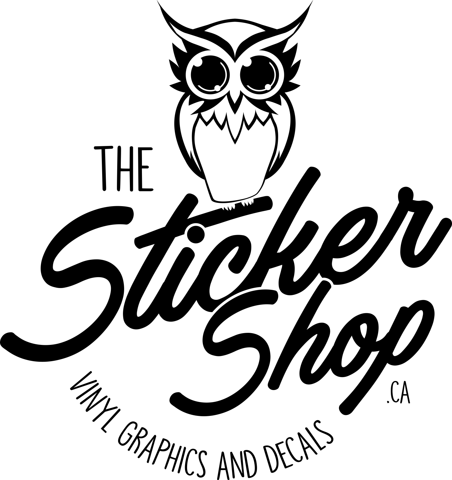 The Sticker Shop