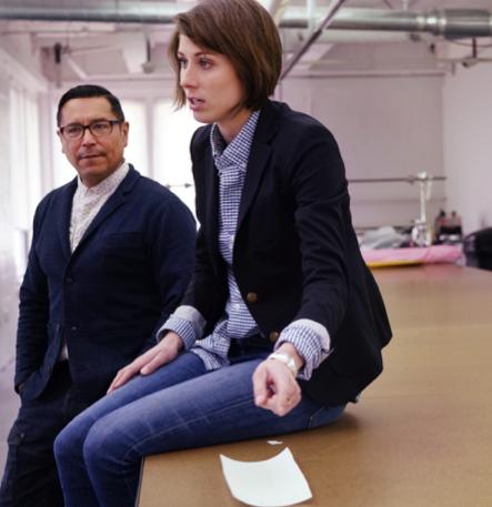 Big-city designer chooses Maine for sustainable fashion production - Portland Press Herald