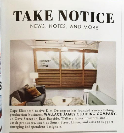 Take Notice - Old Port Magazine