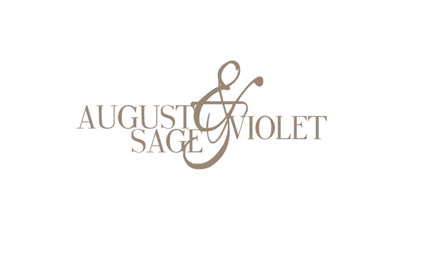 August Sage and Violet