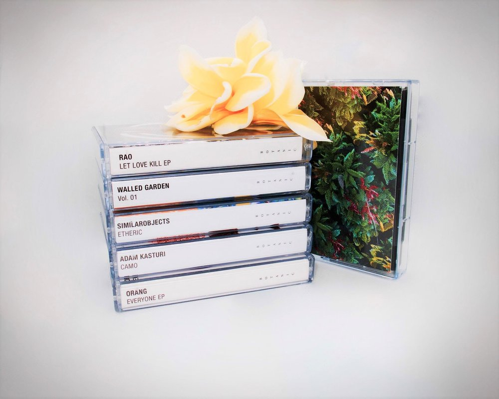 Botanic Records - Tapes All - July 18.jpg