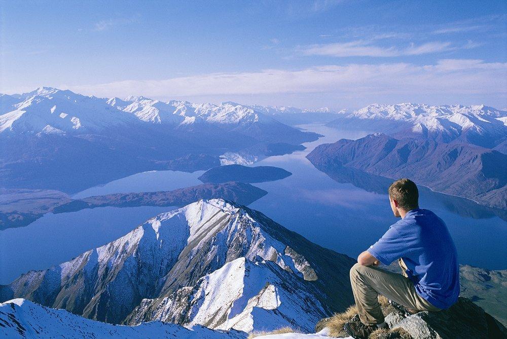 New Zealand Southern Lake