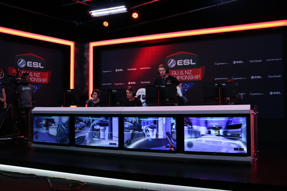 Dark Sided Professional Esports ESL ANZ Halo Championships