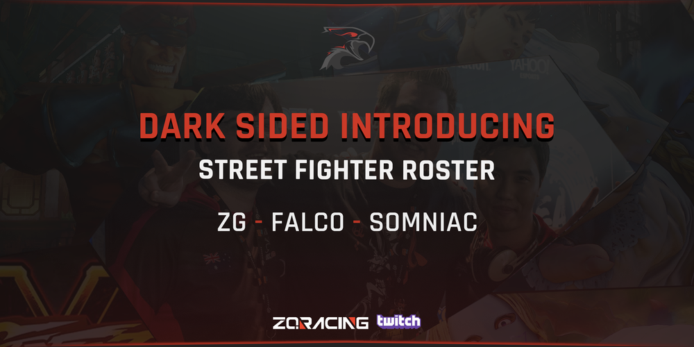 Dark Sided Fighting Game Community Roster Grows
