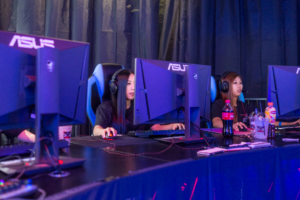 Dark Sided WPGI Esports Female Counterstrike (CSGO) player