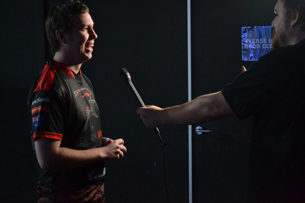 Dark Sided Counterstrike (CSGO) interview