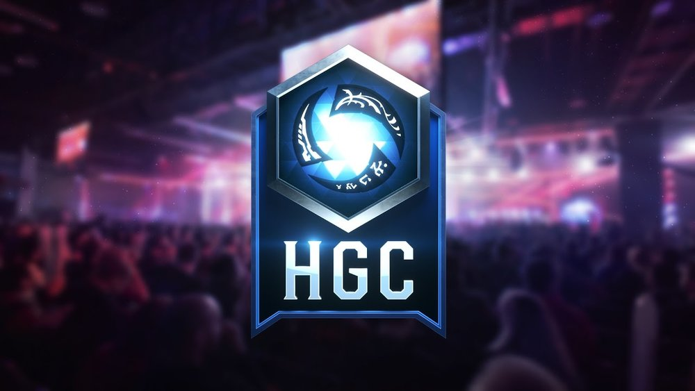 Blizzard ANZ HGC Season 4 LAN Finals