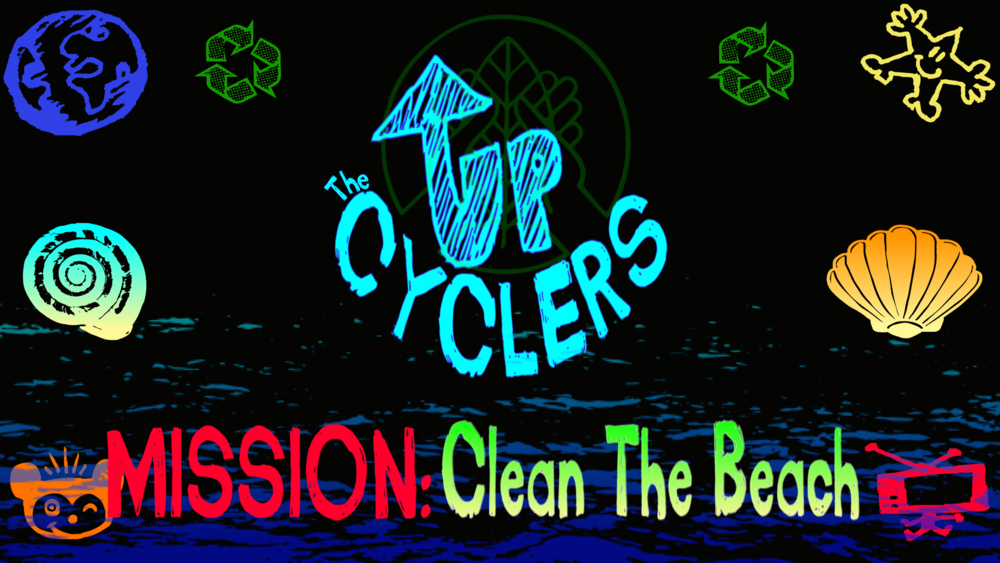 💥 JOIN US for FREE AT THE Santa Monica PIER FOR OUR 1st MISSION! 💥 Check in at 11:45 to claim your Upcyclers Points.🚩 Look for the Upcyclers flag 🚩 and a group of Fantastic Friends to rescue litter to make new cool things with! -
