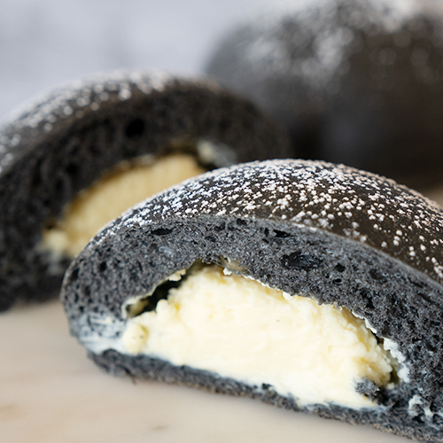 Cheese Carbon Bun