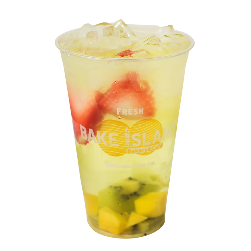 -                      Seasonal Fruit Green Tea