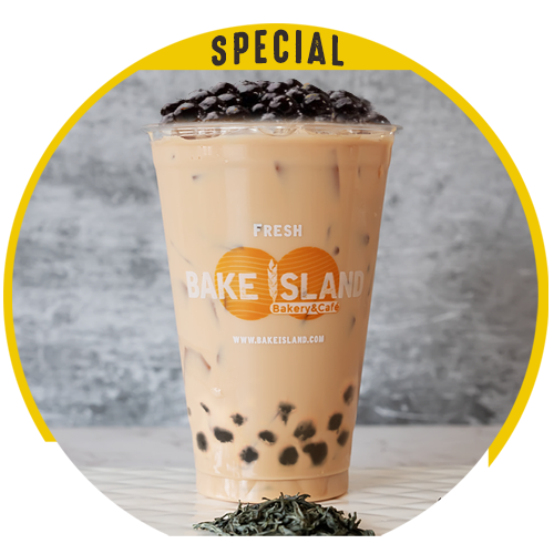 -                     Classic Bubble Milk Tea