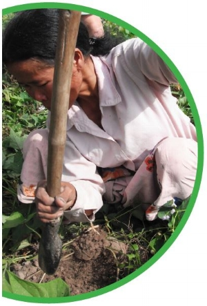 TOOLS FOR AGRICULTURE including SHOVEL, WATERING CAN and PICK$20 -