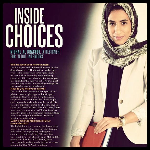 Y Magazine, January 2013.