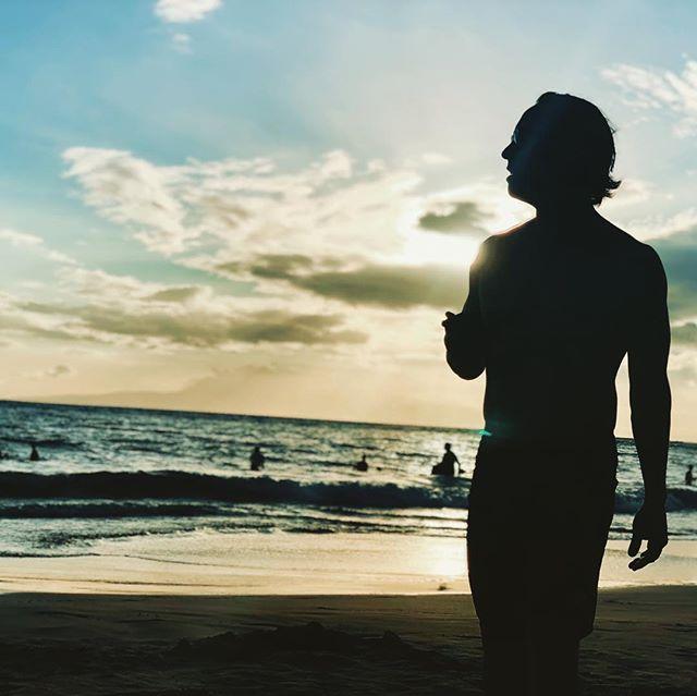 My Maui man ♥️🌈