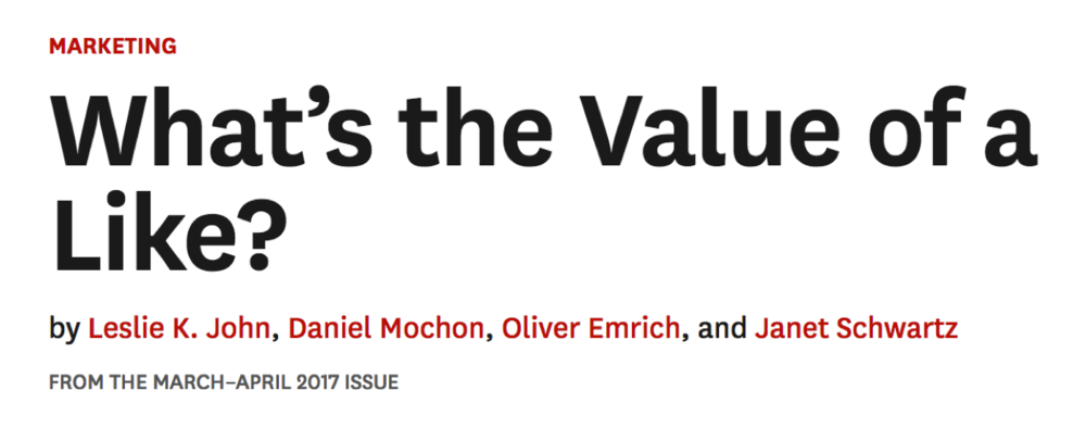 Value of a Like - HBR Article.png