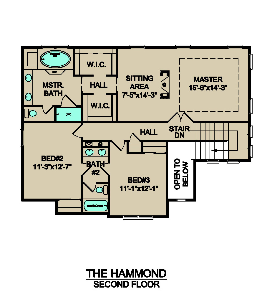 hammondfloorplan2012 Second Floor .jpeg