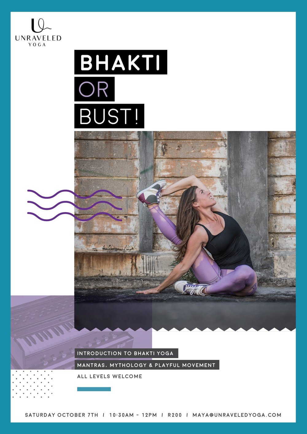 cape town yoga workshop bhakti yoga workshop