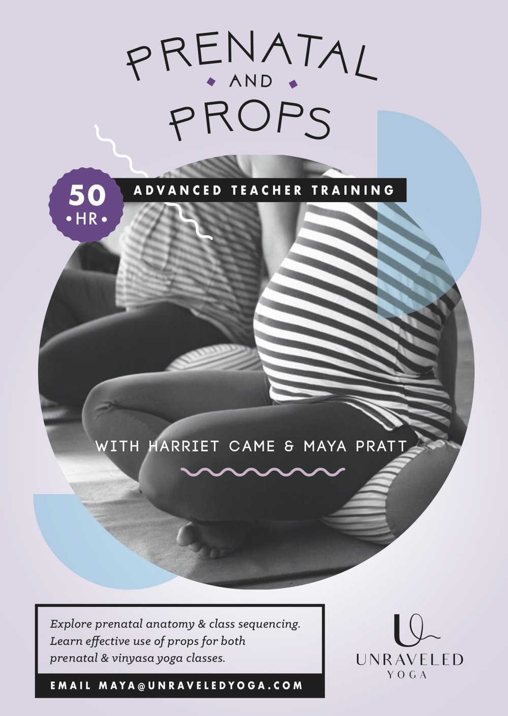 prenatal and props advanced teacher training