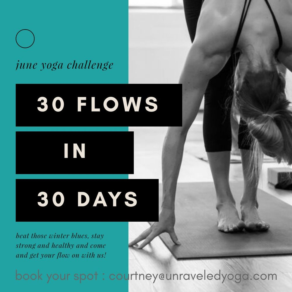 yoga challenge month 30 day challenge cape town